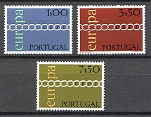 1971 Portugal (CV $85, Full Set, MNH)
