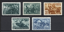 1942 The Great Fatherlands War, Soviet Union USSR (Full Set)
