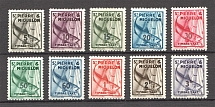 1938 St. Pierre & Miquelon French Colony (CV $20, Full Set)