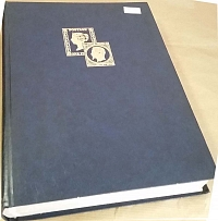 Accessories 64-side white leaf stockbook vgc - 3 lots available