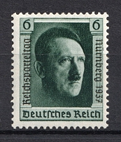 1937 Third Reich, Germany (Full Set, CV $30, MNH)
