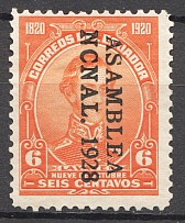 Ecuador without Nominal Overprint