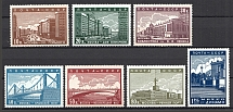 1939 USSR The New Moscow (Full Set)
