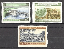 1954 USSR The Agriculture in the USSR (Full Set, MNH)