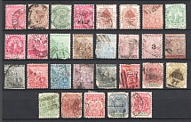 South Africa, British Colonies (Group of Stamps, Canceled)