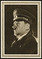 1939 Special Postcard issued in commemoration of Hitler's 50th birthday (3)