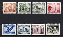 1939 Latvia (Full Set, CV $25, MH/MNH)