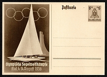 1936 Olympic sailing competitions