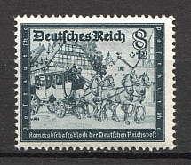 1944 Germany Third Reich (Dot Between `s` and `R`, CV $100)