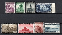 1941 Polish Government in Exile (Full Set, MNH)
