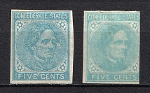 1862 Confederate States of America, Local