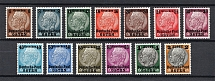 1939 General Government, Germany (Full Set, CV $30, MNH)