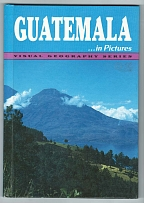 Literature Guatemala in Pictures Visual Geography Series by LERNER 64pp colour h
