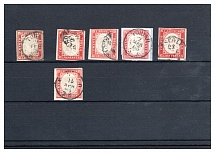 SARDINIEN, Michel no.: 13a, d USED, Cat. value: 570€