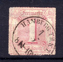 THURN UND TAXIS, Michel no.: 48 USED