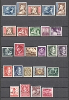 1942-45 Germany Third Reich (Full Sets)
