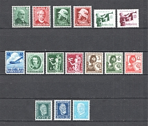 1924-37 Germany Third Reich (Full Sets)