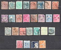 New South Wales, British Colonies (Group of Stamps, Canceled)
