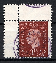 Germany Forgeries of British Stamps 1.5 D (CV $70)