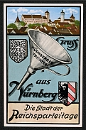 1935 Reich party rally of the NSDAP in Nuremberg, The Nuremberg funnel