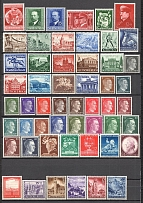 1940-44 Germany Third Reich (Full Sets)