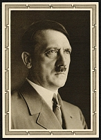 1939 Special Postcard issued in commemoration of Hitler's 50th birthday (1)