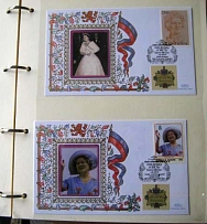 Collections/Mixed Lots 2010 Queen Mother 10th Anniv of 100th Birthday set of 80
