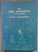 Literature Lars Amundsen Collection of Br Commonwealth SG 1967 fabulous classic
