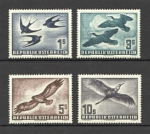 1953 Austria (CV $400, Full Set, MNH)