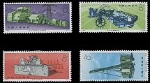 People's Republic of China, 1974, Industrial Products, 8f multicolored