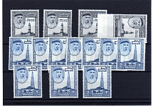 QATAR, Michel no.: 36 (4) MNH, Cat. value: 305€