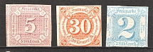 1859-64 Thurn und Taxis Germany