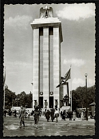 1937 International Exhibition in Paris GERMANY PAVILION Architect: M. Speer