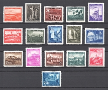 1945 Germany Occupation of Ljubljana (Full Set, CV $360)