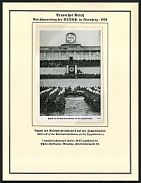 1938 Reich party rally of the NSDAP in Nuremberg, Roll call of the Reichsarbeitsdientes on the Zeppelinwiese