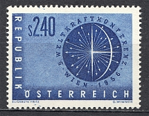 1956 Austria (CV $10, Full Set, MNH)