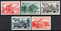 1940 USSR The Re-Unification Ukraine SSR and Byelorussia SSR (Full Set, MNH)